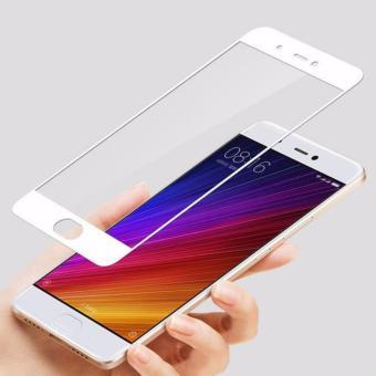 Kính cường lực full màn dùng cho Xiaomi Mi5S (White)