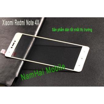 Kính cường lực Full màn Glass cho Redmi Note 4X
