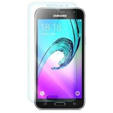 Kính cường lực Glass cho Samsung Galaxy J3 2016 (Trong suốt) – Hàng nhập khẩu