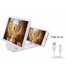 Kính khuếch đại hình ảnh cho smartphone + Tặng 1 cáp sạc điện thoại dành cho android