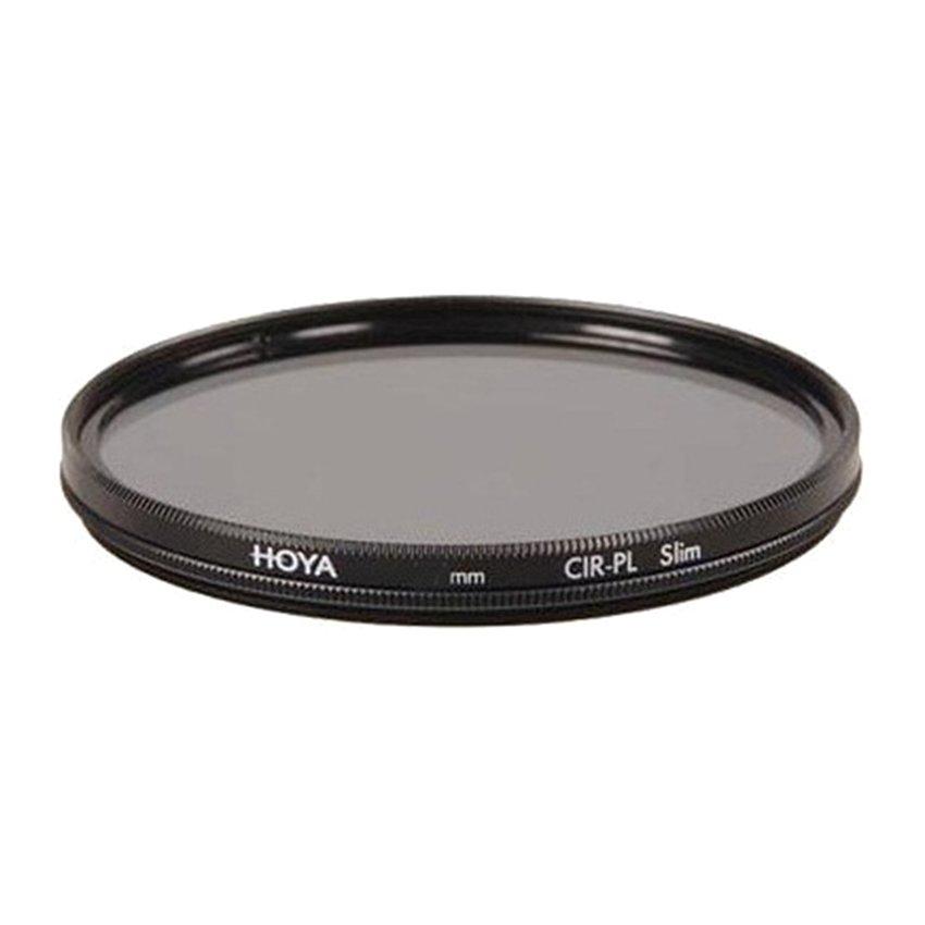 Kính lọc Hoya Cir-PL Slim 62mm (Đen)