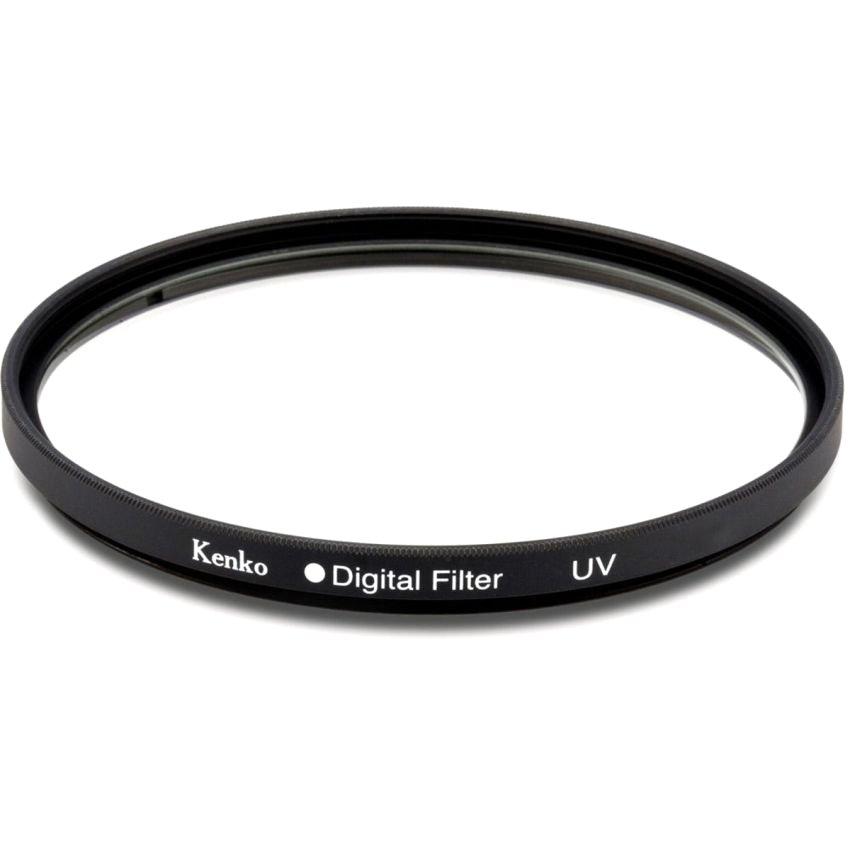 Kính lọc Kenko 55mm UV Filter (Đen)