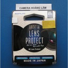 Kính lọc marumi fit&slim lens protect 49mm
