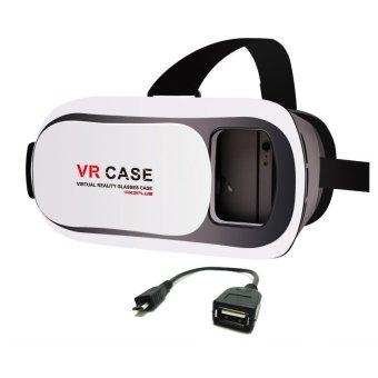 Kính thực tế ảo 3D VR CASE rk3Plus (Trắng phối đen) và Cáp OTG - 8833290 , VR710ELAA1BWMKVNAMZ-2061301 , 224_VR710ELAA1BWMKVNAMZ-2061301 , 490000 , Kinh-thuc-te-ao-3D-VR-CASE-rk3Plus-Trang-phoi-den-va-Cap-OTG-224_VR710ELAA1BWMKVNAMZ-2061301 , lazada.vn , Kính thực tế ảo 3D VR CASE rk3Plus (Trắng phối đen) và Cáp O
