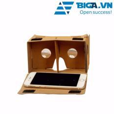 Kính thực tế ảo 3D VR dòng carton [Free Ship]