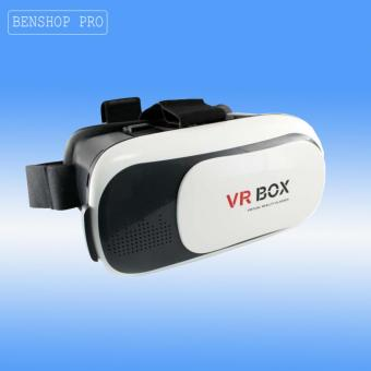 Kính thực tế ảo VR Box Virtual phiên bản 2 (trắng)