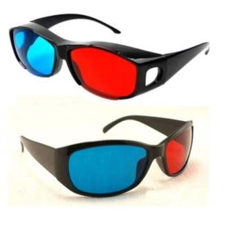 Kính xem phim 3D Vision (Đen)