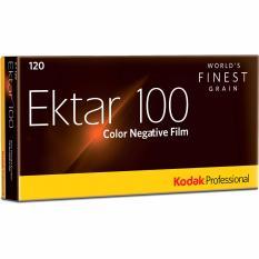 Kodak ektar 100 (120)