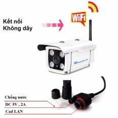 Lắp camera wifi YOOSEE siêu nét HD 1280×960 – TẶNG THẺ NHỚ CHÍNH HÀNG CLASS 10 – CHUYÊN DỤNG NGOÀI TRỜI, Bảo Hành Uy Tín 1 đổi 1