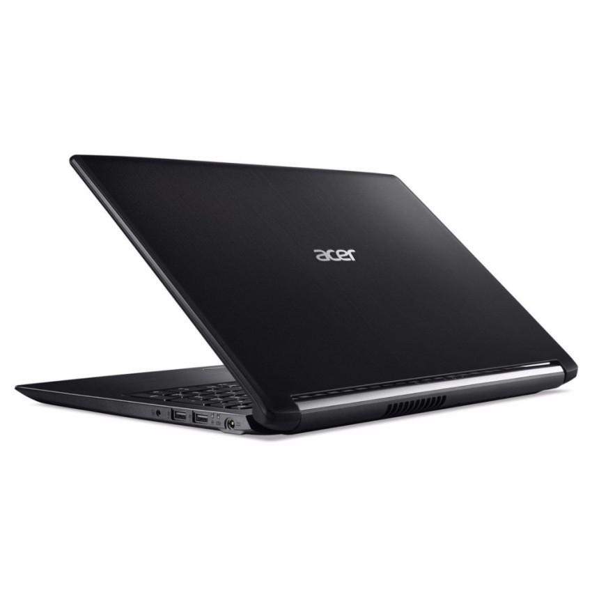 Hình ảnh Laptop Acer Aspire A315-51-3932 NX.GNPSV.023 i3-6006U/4G/1TB/15.6HD (Đen) + Tặng 1balo laptop ACER - Hãng phân phối chính thức