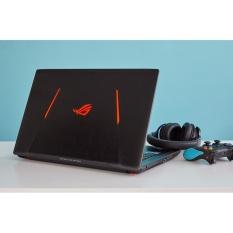 Laptop Asus GL553VD – BLACK ROG – Gaming – Core i7 7700HQ – GTX1050_4GD5 (Đen) – Nhập Khẩu