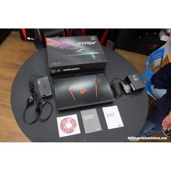 Laptop ASUS GL553VD-FY305 – i7-7700HQ 15.6inch FHD (Đen) - Hãng phân phối chính thức