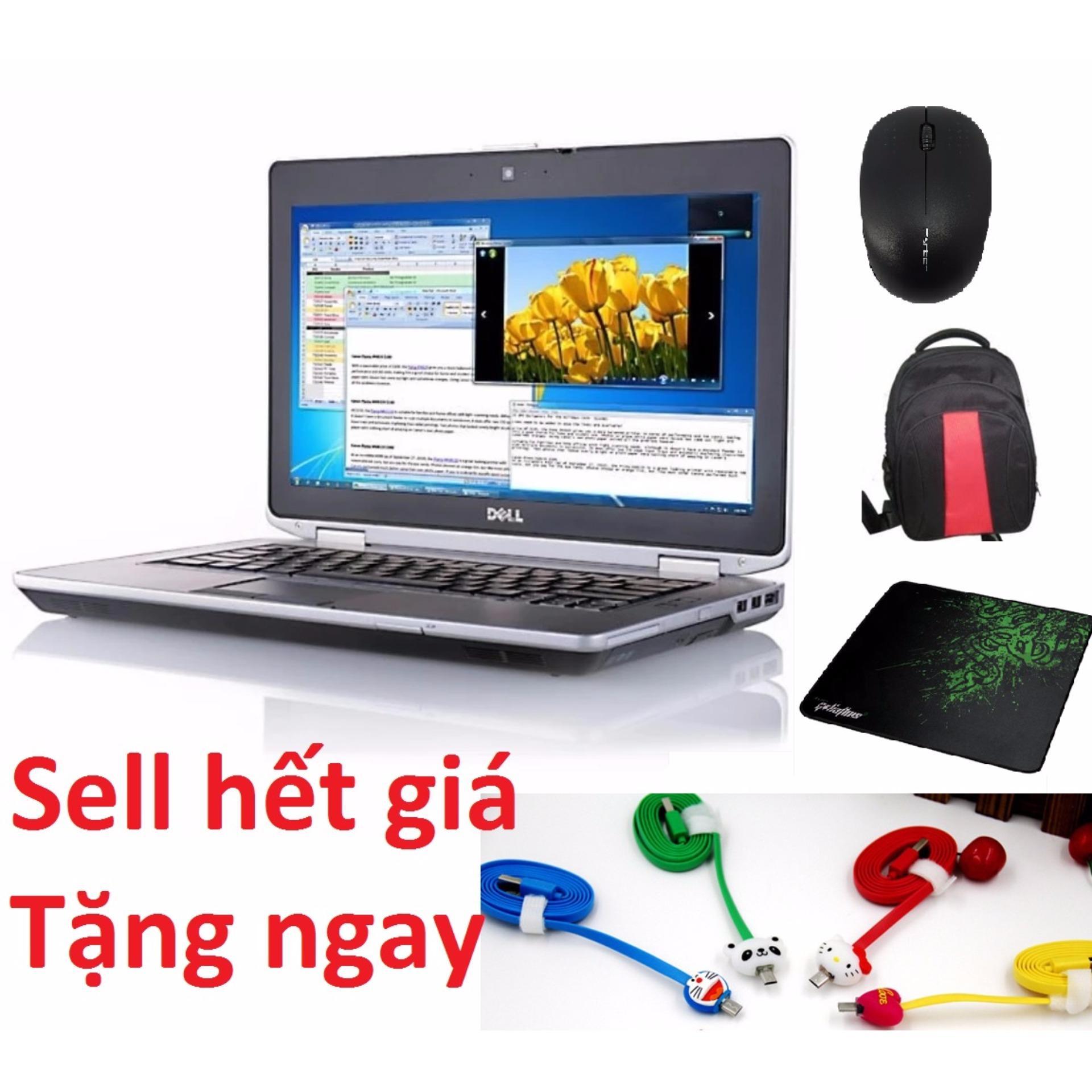 Đánh giá Laptop dell Core i5 – 3320M HDD 250 4GB hàng nhập khẩu chất lượng nhật bản Tại Maytinhnhapkhau vn