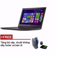 Laptop Dell Inspiron 3443 Core i5-5200U , 4GB , 500GB giá rẻ zin all full box good 100%