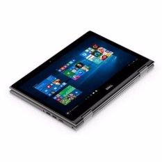 Laptop Dell Inspiron 5368 i3-6100U/4GB/1TB/Win10Touch 13.3 inches Xám – Hàng nhập khẩu(tặng túi xách)