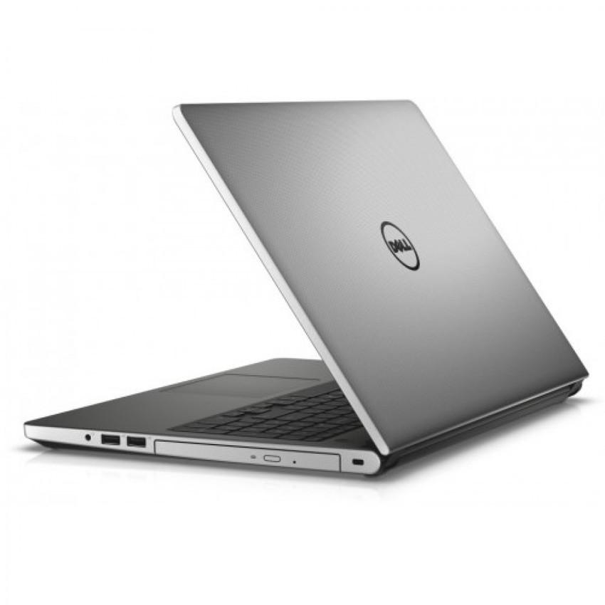 Laptop DELL Inspiron 5559 i5 6200U 15.6inches (Bạc) - Hàng Nhập Khẩu + Tặng túi