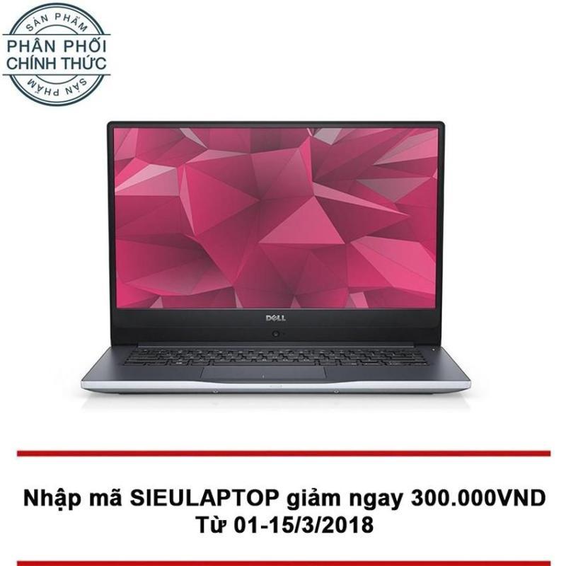 Laptop Dell Inspiron 7460 N4I5259W 14inch (Vàng) - Hãng phân phối chính thức