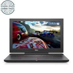 Laptop DELL Inspiron 7577 N7577B Core i7-7700HQ Ram 16GB 1TB 15.6″ Win 10 (Đen)- Hãng phân phối chính thức