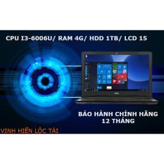 Laptop DELL INSPIRON N3567 N3567C 15.6 inch (Đen) – Hãng Phân phối chính thức