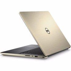 Laptop Dell V5468-I3W10 (Gold)-Hàng nhập khẩu