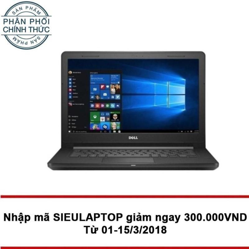 Laptop Dell Vostro 3468 70088614 14inch (Đen) - Hãng phân phối chính thức