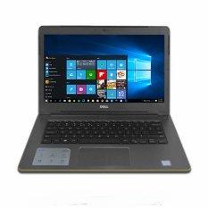 Laptop Dell Vostro V5459-VTI314923-14 inch (Xám) – Hàng nhập khẩu