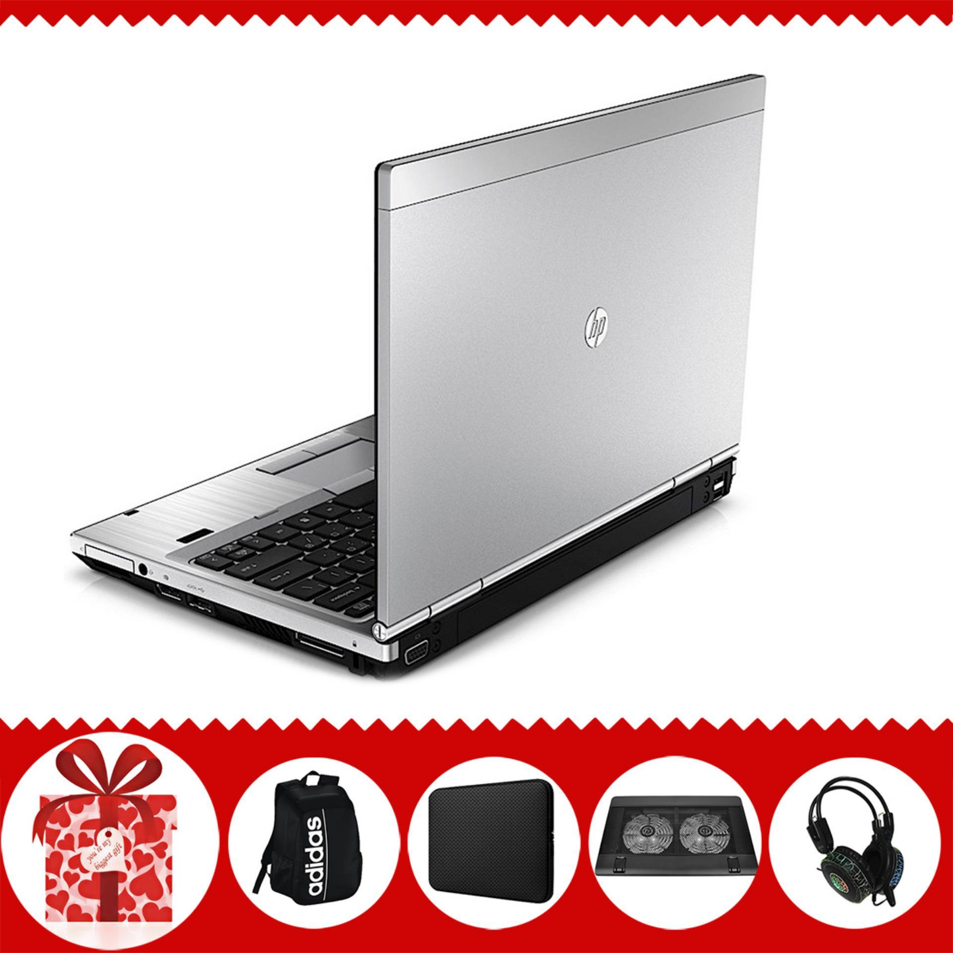 Laptop HP EliteBook 2560p ( i5-2520M, 12.5inch, 16GB, SSD 240GB ) + Bộ Quà Tặng - Hàng Nhập Khẩu