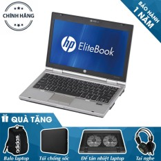 Laptop HP EliteBook 2560p ( i5-2520M, 12.5inch, 4GB, HDD 1TB ) + Bộ Quà Tặng – Hàng Nhập Khẩu