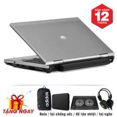 Laptop HP EliteBook 2560p( i5-2520M, 12.5inch, 4GB, HDD 500GB ) + Bộ Quà Tặng – Hàng Nhập Khẩu