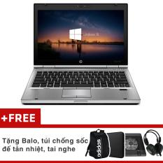 Laptop HP EliteBook 2560p( i5-2520M, 12.5inch, 8GB, SSD 120GB ) + Bộ Quà Tặng – Hàng Nhập Khẩu