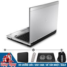 Laptop HP EliteBook 2560p ( i7-2620M, 12.5inch, 8GB, HDD 1TB ) + Bộ Quà Tặng – Hàng Nhập Khẩu
