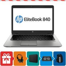 Laptop HP Elitebook 840 G1 ( i7-4600U, 14inch, 16GB, SSD 240GB, HDD 1TB ) + Quà Tặng – Hàng Nhập Khẩu