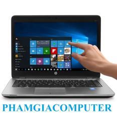 Laptop HP Elitebook 840G1 Core i5 4200U RAM 4G HDD 320G VGA AMD 8500 14in Mỏng nhẹ 1.6Kg-Cảm ứng- Hàng nhập khẩu-Tặng Balo, chuột không dây