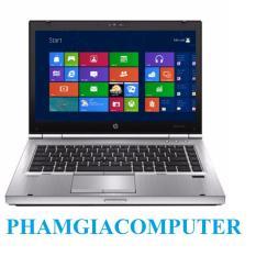 So Sánh Giá Laptop HP Elitebook 8460p Core i5 4 nhân Ram3 4G HDD 250G Vỏ Nhôm trắng nguyên khối- Hàng Nhập Khẩu-Tặng Balo, Chuột Wireless.