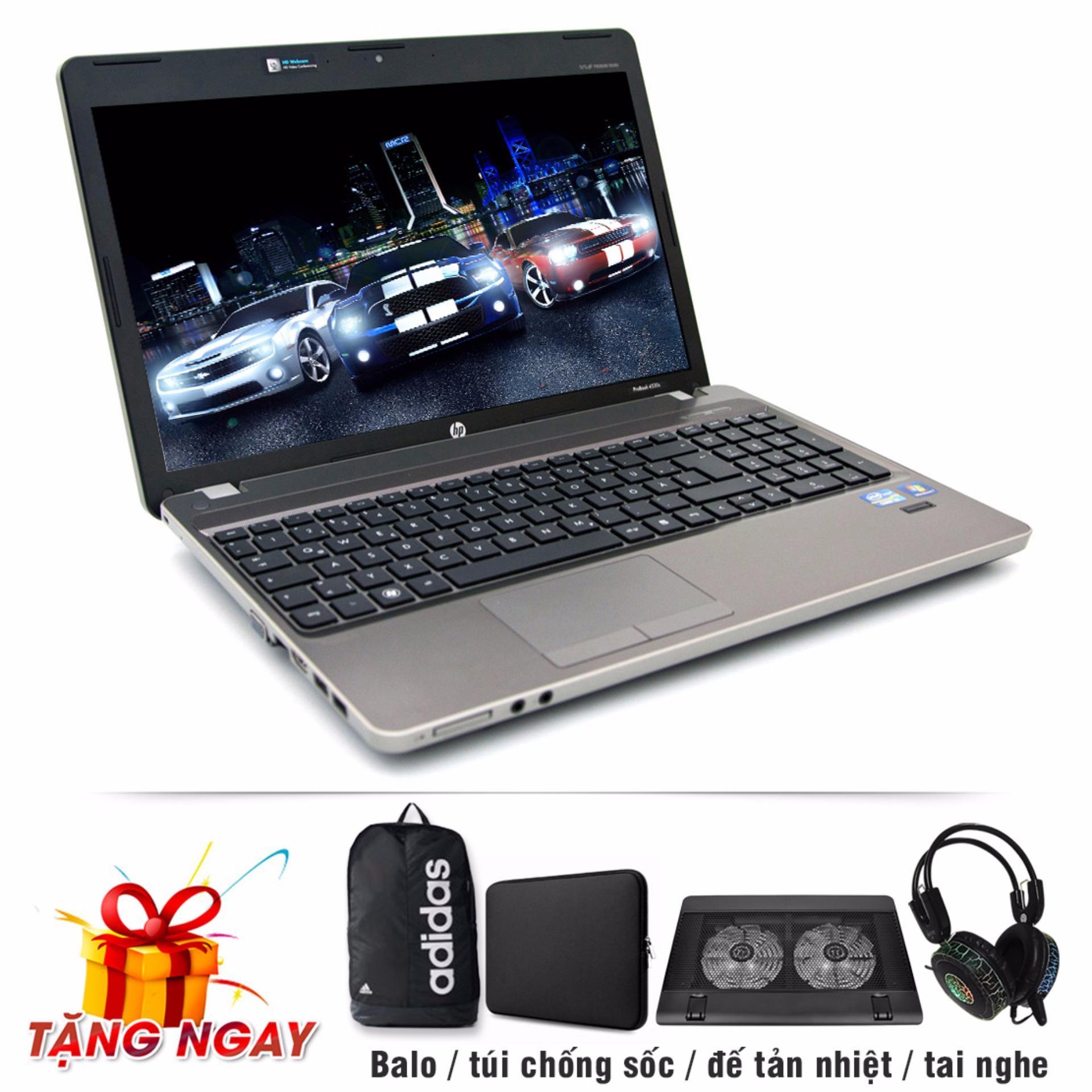 Laptop HP EliteBook 8460p ( i5-2520M, 14inch, 4GB, HDD 250GB ) + Bộ Quà Tặng - Hàng Nhập Khẩu
