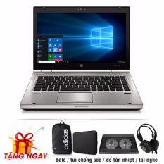 Laptop HP EliteBook 8460p( i5-2520M, 14inch, 4GB, HDD 500GB ) + Bộ Quà Tặng – Hàng Nhập Khẩu