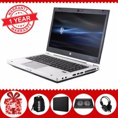Laptop HP EliteBook 8460p( i5-2520M, 14inch, 8GB, SSD 120GB ) + Bộ Quà Tặng – Hàng Nhập Khẩu Đang Bán Tại Kho Hàng 24h