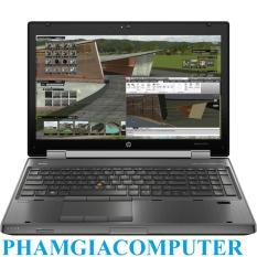 Cửa hàng bán Laptop Hp Elitebook 8570w Workstation Core i7 3720QM (8CPUS) RAM 16G SSD 128G HDD 320G 15.6in Chuyên đồ hoạ, Game GTA5- Tặng Balo, chuột wireless-Hàng nhập khẩu