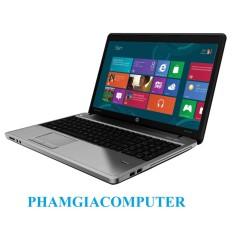 Mẫu sản phẩm Laptop HP Probook 4540s Core i5 3210 4G 320G 15.6in Vỏ nhôm phay nguyên khối-Tặng Balo, chuột không dây-Hàng nhập khẩu.