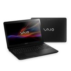 Laptop Sony SVF15 i3 4005u 4G 15.6 inch (Đen) – Hàng nhập khẩu