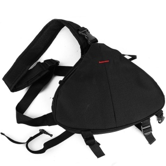 Leather Camera Bag Case PU Cover Pouch For CameraModelA5000A5100NEX3Nr - intl