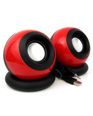 Lenrue E-008 – Loa mini (Đỏ)