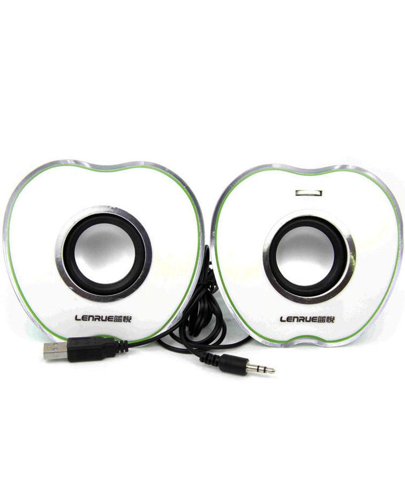 Lenrue S80 – Loa mini (Xanh phối trắng)