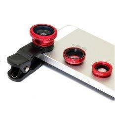 Lens chụp ảnh cho điện thoại 3 trong 1