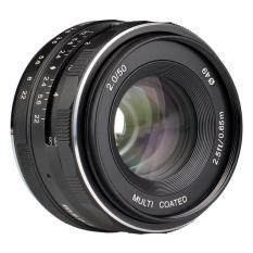 Lens MF Meike 50mm f2.0 ngàm Fujifilm FX – Bảo hành 6 tháng – Hàng nhập khẩu