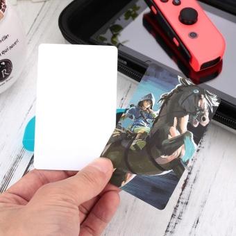 Online Link Rider Amiibo NFC Card Zelda Breath of the Wild BOTW For
