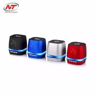 Loa bluetooth đa năng T2306A có đèn Led (Bạc) - 10291289 , OE680ELAA3CRV6VNAMZ-5882012 , 224_OE680ELAA3CRV6VNAMZ-5882012 , 220000 , Loa-bluetooth-da-nang-T2306A-co-den-Led-Bac-224_OE680ELAA3CRV6VNAMZ-5882012 , lazada.vn , Loa bluetooth đa năng T2306A có đèn Led (Bạc)