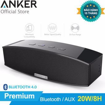 Loa bluetooth di động ANKER Premium Stereo Bluetooth 4.0 20W (Đen) - 10212927 , AN110ELAA1A7LEVNAMZ-1952146 , 224_AN110ELAA1A7LEVNAMZ-1952146 , 2000000 , Loa-bluetooth-di-dong-ANKER-Premium-Stereo-Bluetooth-4.0-20W-Den-224_AN110ELAA1A7LEVNAMZ-1952146 , lazada.vn , Loa bluetooth di động ANKER Premium Stereo Bluetooth 4