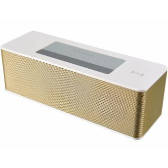 Loa Bluetooth Microlab MD 215 (Vàng)