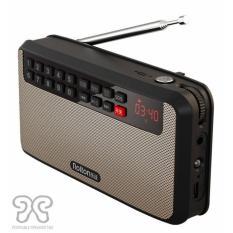LOA ĐÀI FM NGHE NHẠC CHẤT LƯỢNG CAO MP3 ROLTON T60